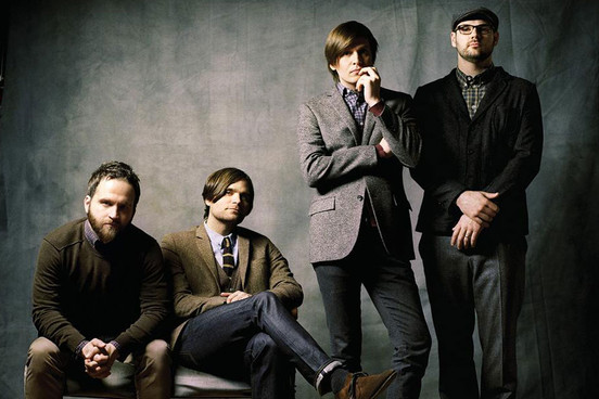 Joe Walsh de The Eagles, Ben Gibbard de Death Cab For Cutie's y Rick