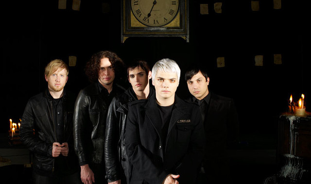 My chemical romance lanza canci n in dita eyescream all for A chemical romance salon