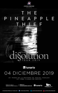 The Pineapple Thief @ Lunario
