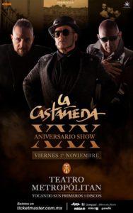 La Castañeda @ Metropolitan