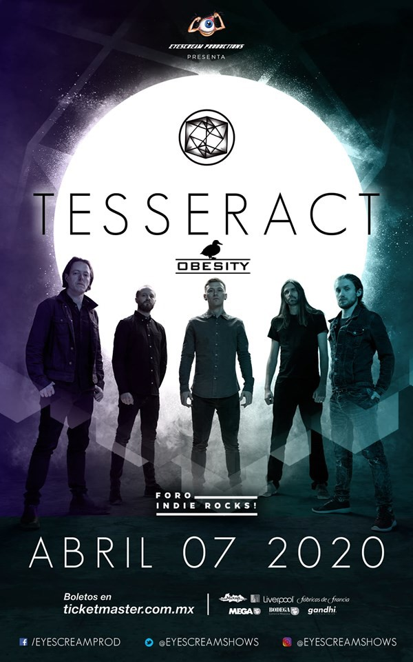 Tesseract @ Indie Rocks!