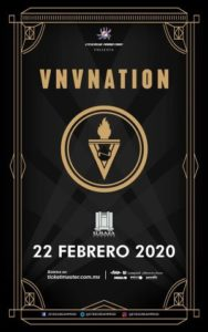 VNV Nation @ El Plaza Condesa