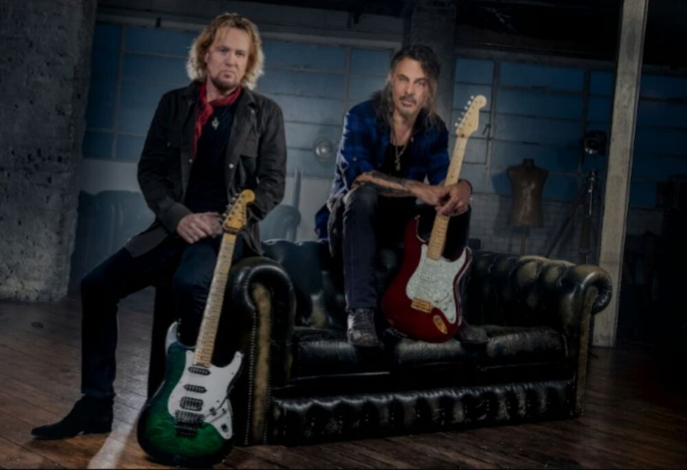 ADRIAN SMITH y RICHIE KOTZEN anuncian colaboración - Eyescream All Access