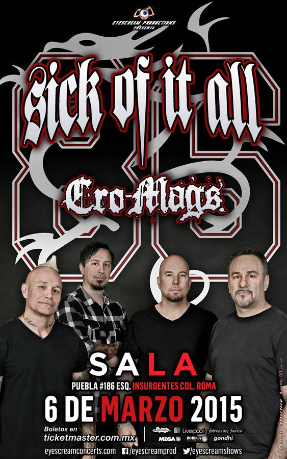 Sick It For All / Cro-mags
