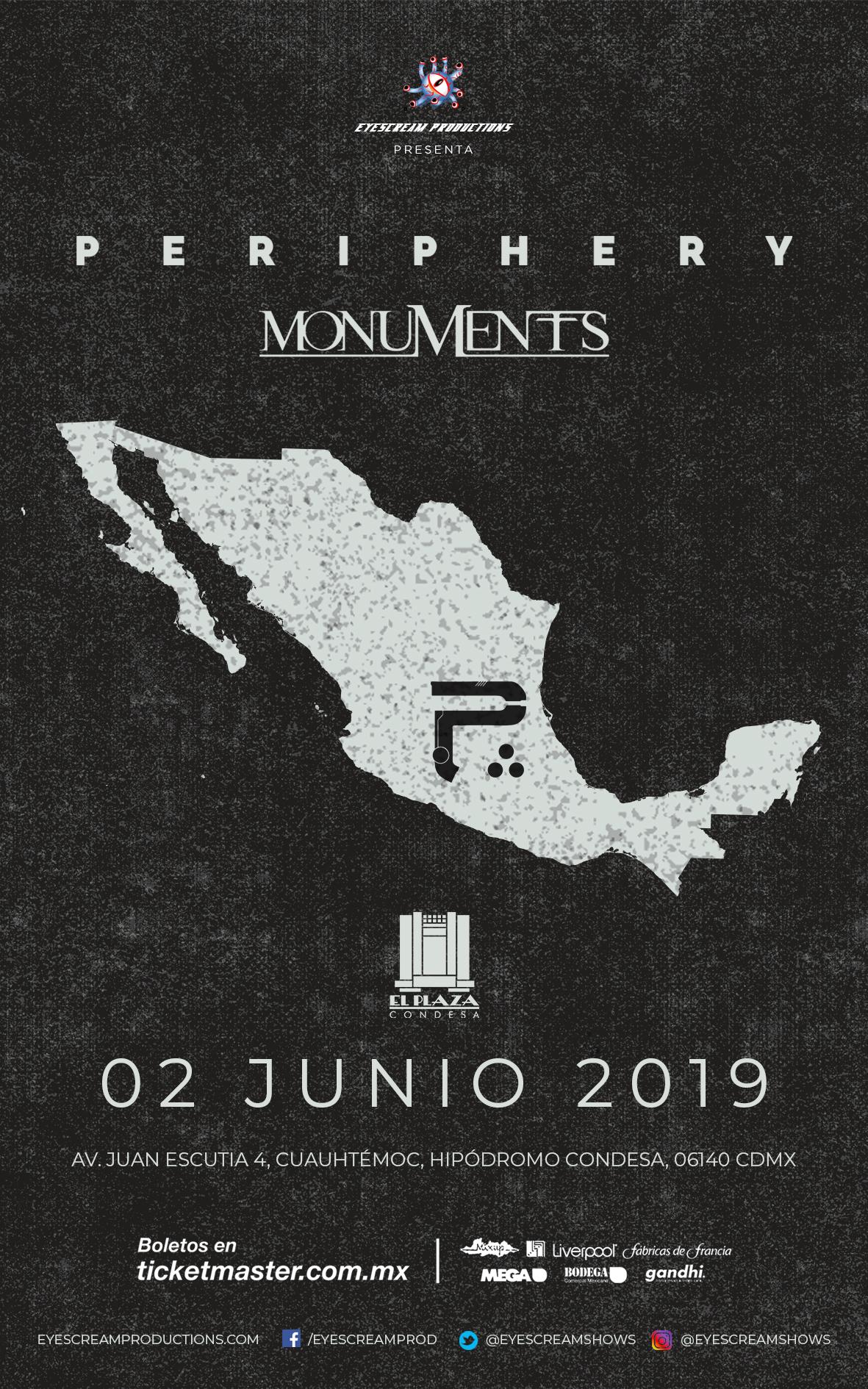 Periphery / Monuments