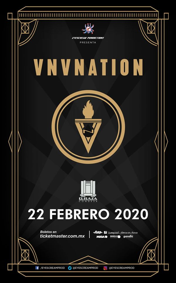VNV Nation (El Plaza)